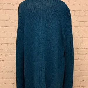 Chico's Sweaters - Chico's Turquoise Blue Sweater